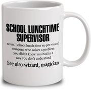 Lunchtime supervisor