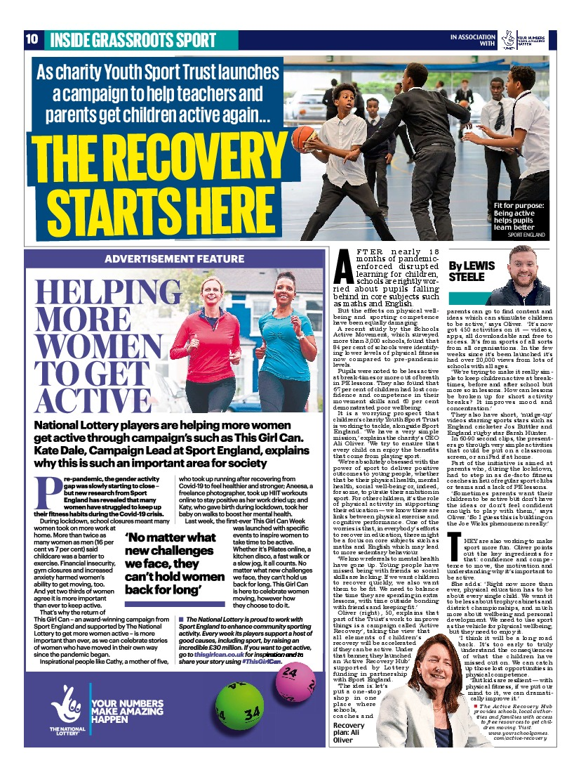 The Recovery Starts Here Daily Mail 1625207438