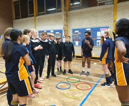 Sutton Schools Sport Partnership 25