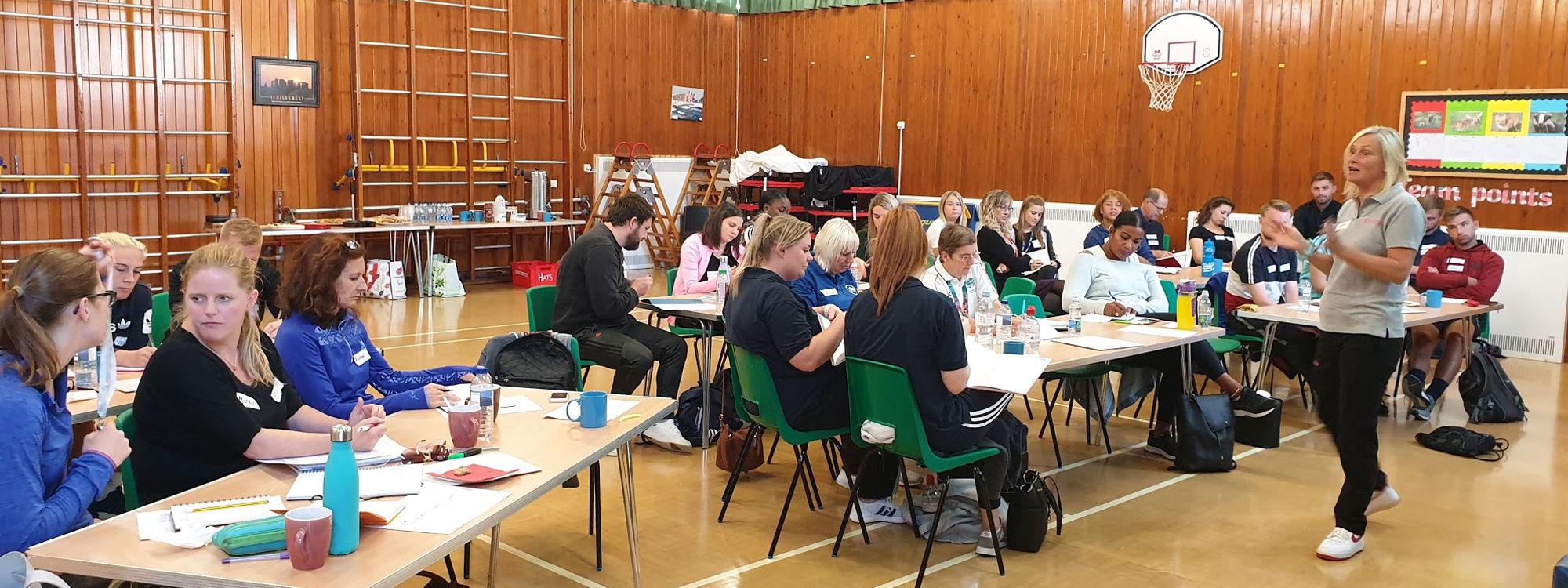 Sutton Schools Sport Partnership 20